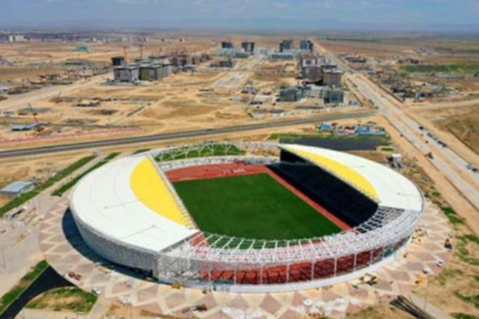 «Түркістан-Арена» спортшылардың шеберлігін шыңдайды